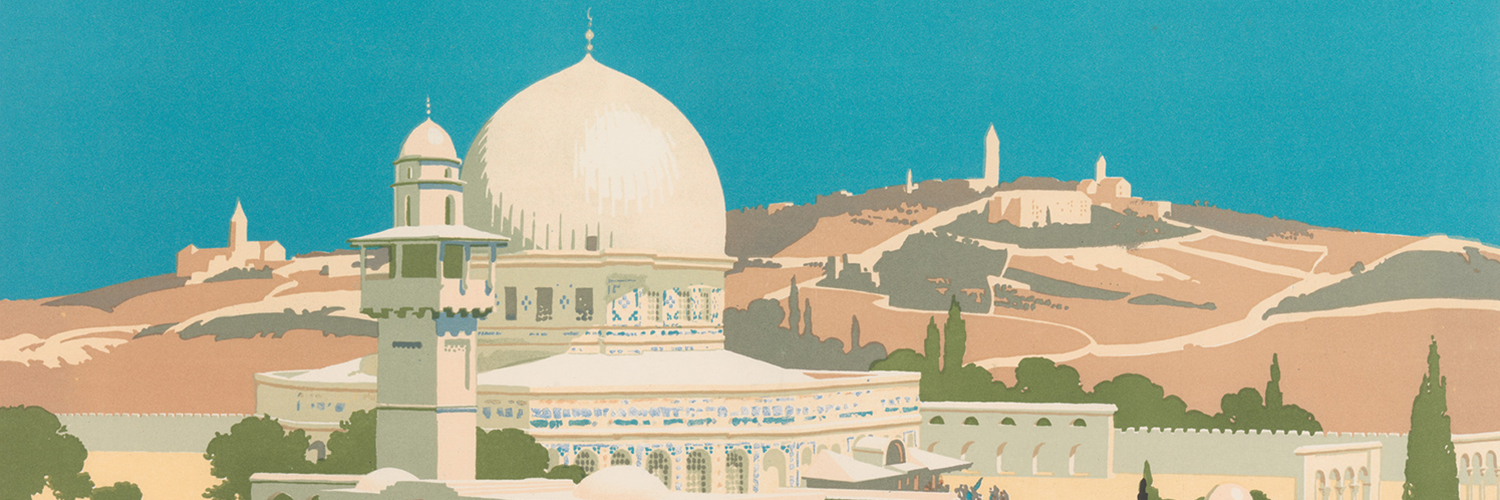 Painting of Jeruselum